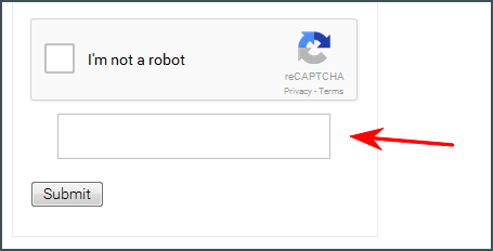 "How to solve ""I'm not a robot"" captchas"